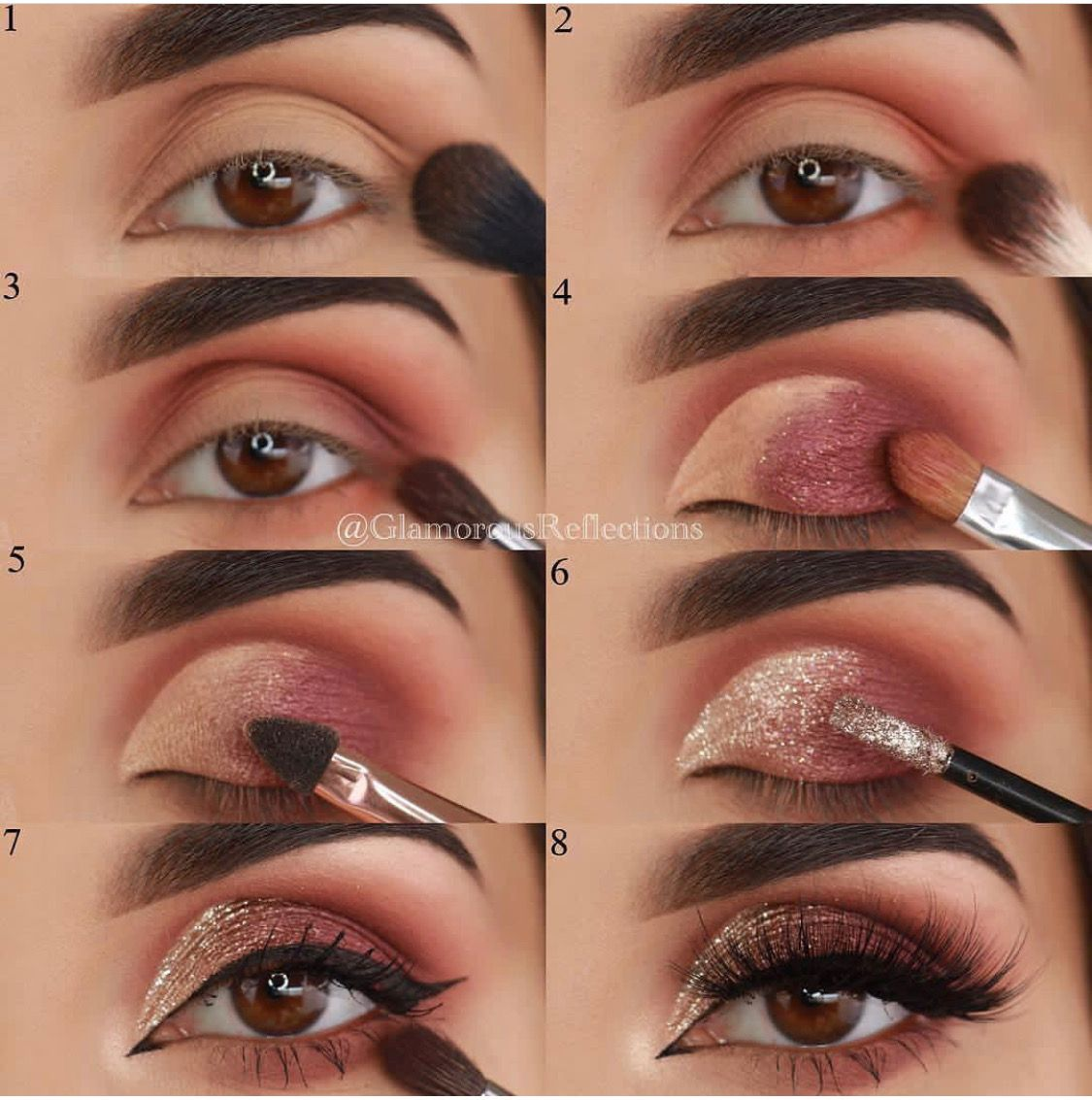 Pin by Jessica Gifford on Makeup; Eyes | Beauty makeup ...