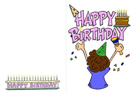 graphic relating to Birthday Cards Printable Funny called Cost-free Printable Birthday Playing cards Amusing My Birthday No cost