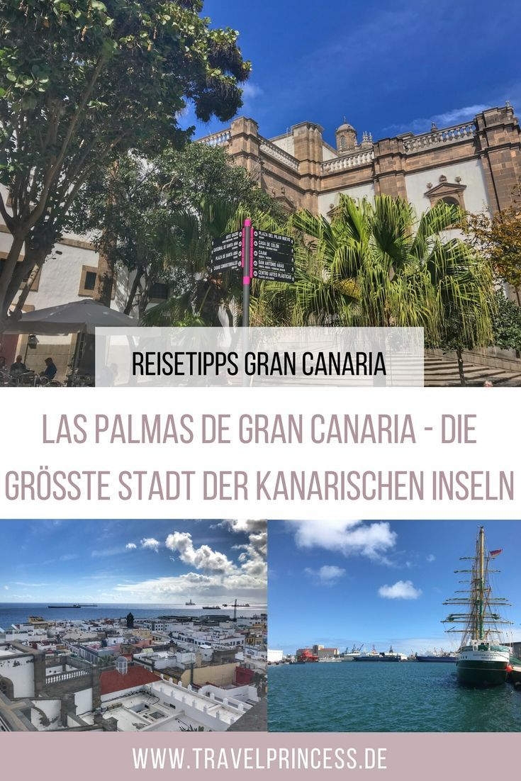 Las Palmas Kanarische Insel