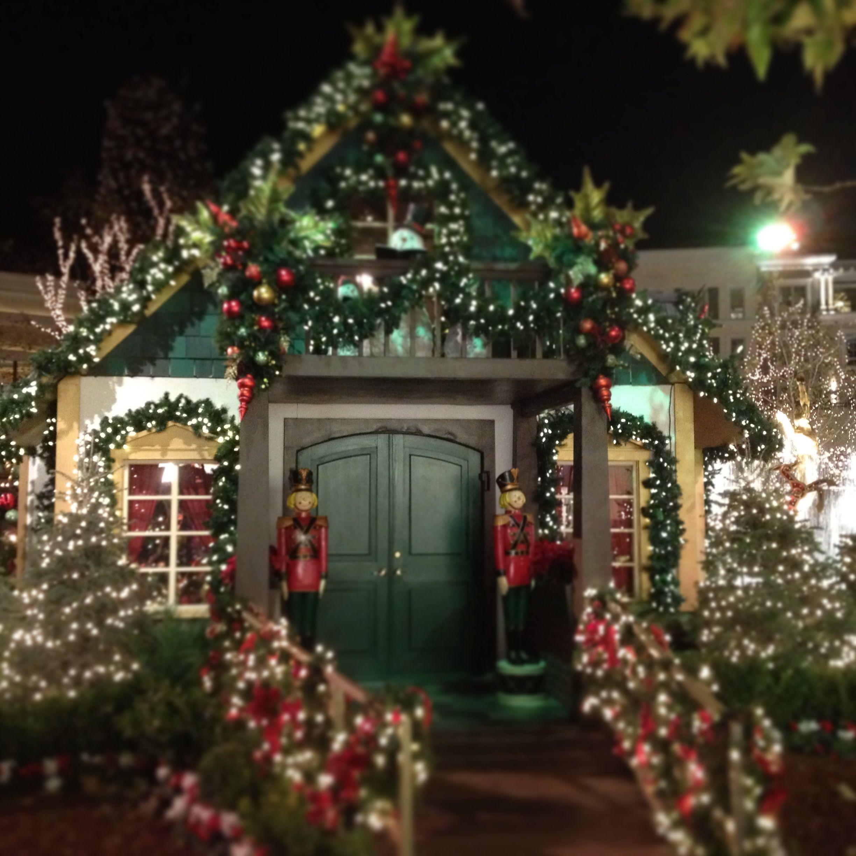 "Santa's Workshop ""California"" Location."