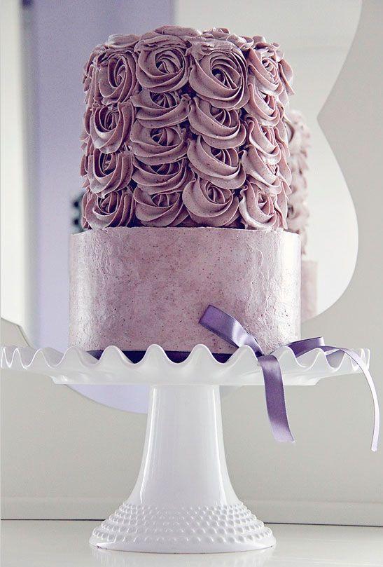 Galerie Torten Rosa Lila Hochzeitstorte Pinterest Amazing