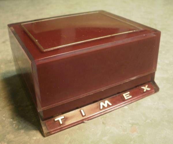 Timex 70'sTIMEXタイメックスアンティークウォッチケース状態良好 時計 Watch Antique ¥1180yen 〆05月26日