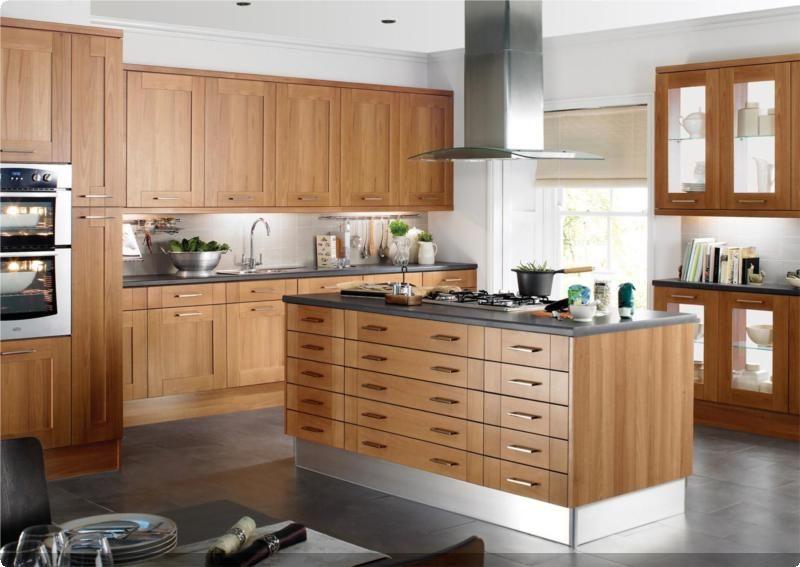 Shaker Walnut | Colonial Kitchens | Pinterest | Kitchen showrooms ...