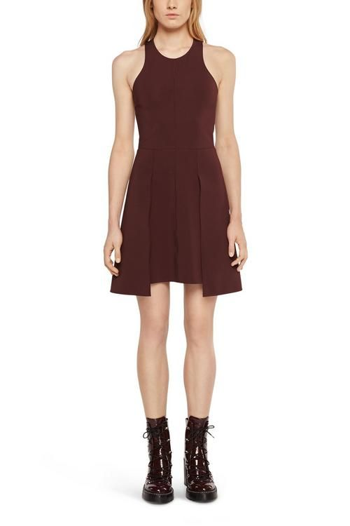 Shop the Sabina Fit And Flare Dress