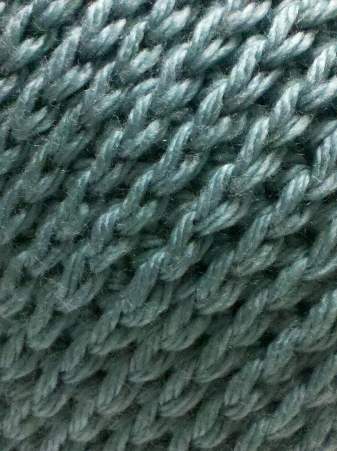 Is Knitting Or Crocheting Easier : How to crochet the surface braid stitch sometimes called
