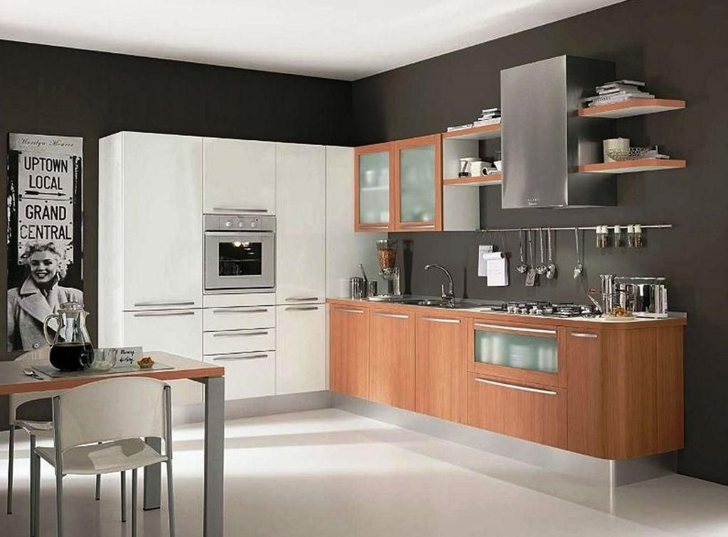 Modern Contemporary Kitchen Cabinets Contemporary Kitchen