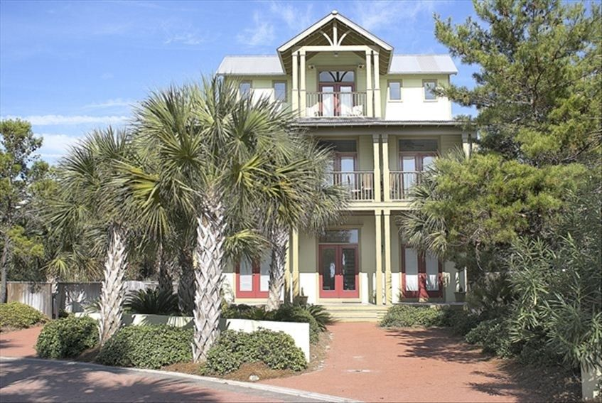 House vacation rental in rosemary beach from