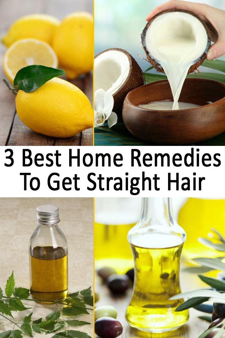 how to straighten beard hair home remedies