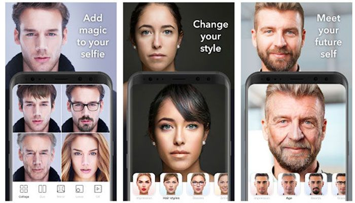 FaceApp Pro 3.2.0 Apk for Android Mobile application