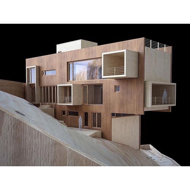 Maquetas modelos 3d pinterest maquetas arquitectura - Arquitectura casas modernas ...