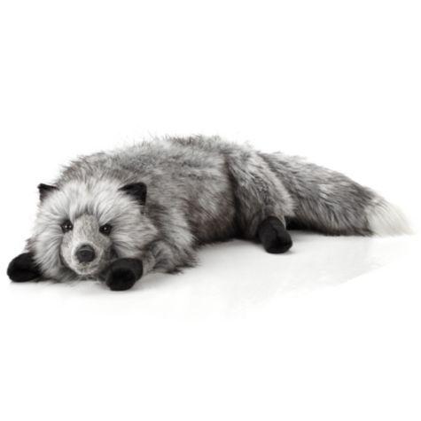 Silver Fox Stuffed Animal, Sly The Silver Fox 100 Under Gifts Z Gallerie Pet Fox Fox Plush Fox Stuffed Animal