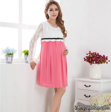 a89eefc9f07 Cool Cute maternity summer dresses review Check more at  http   24myfashion.com