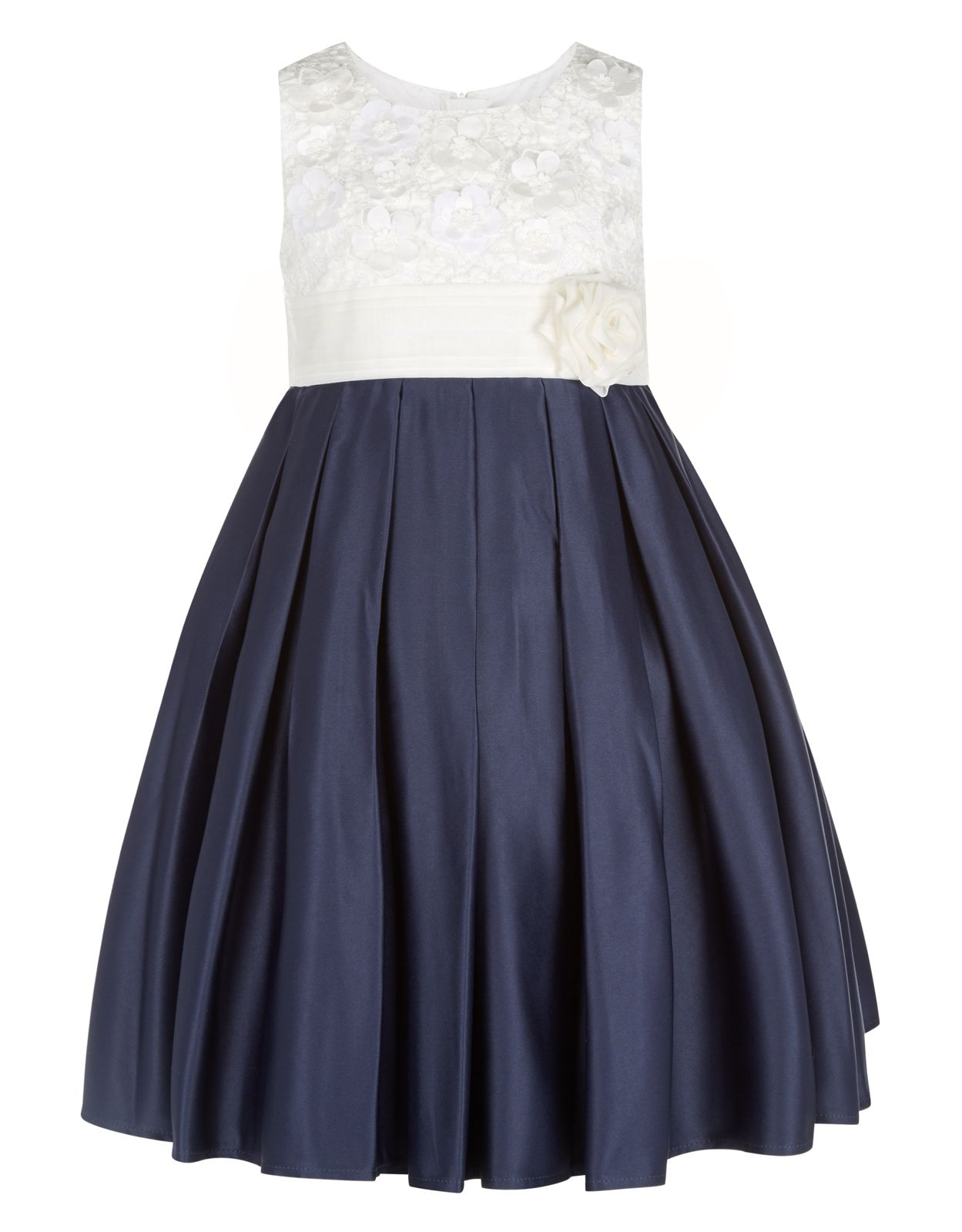 Enola Dress | Navy | Monsoon | Sewing for Girls | Pinterest | Moda ...