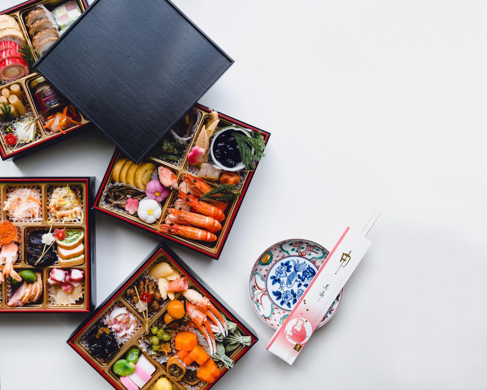 "osechi-ryōri - special dishes prepared for the new year.<br>ғᴏʟʟᴏᴡ ☞ <a rel=""nofollow"" href=""http://texturelikemouton.tumblr.com/"">ᴛᴜᴍʙʟʀ</a>  | <a rel=""nofollow"" href=""https://instagram.com/texturelikemouton/"">ɪɴsᴛᴀɢʀᴀᴍ</a>"