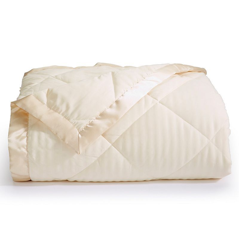 Romana Collection Luxurious Down Alternative Blanket Natural