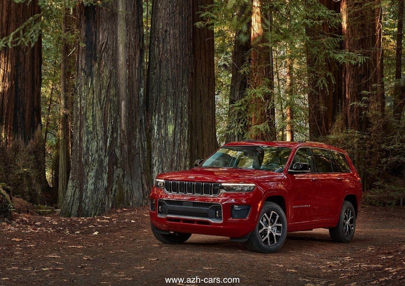 Jeep Grand Cherokee L 2021 In 2021 Jeep Grand Cherokee Jeep Grands