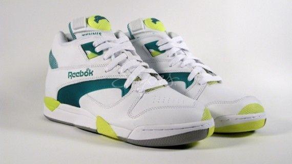 sports shoes eb54d 7bb9b reebok pumps tennis   pump court victory neon chang 2 Reebok Pump Court  Victory Michael .