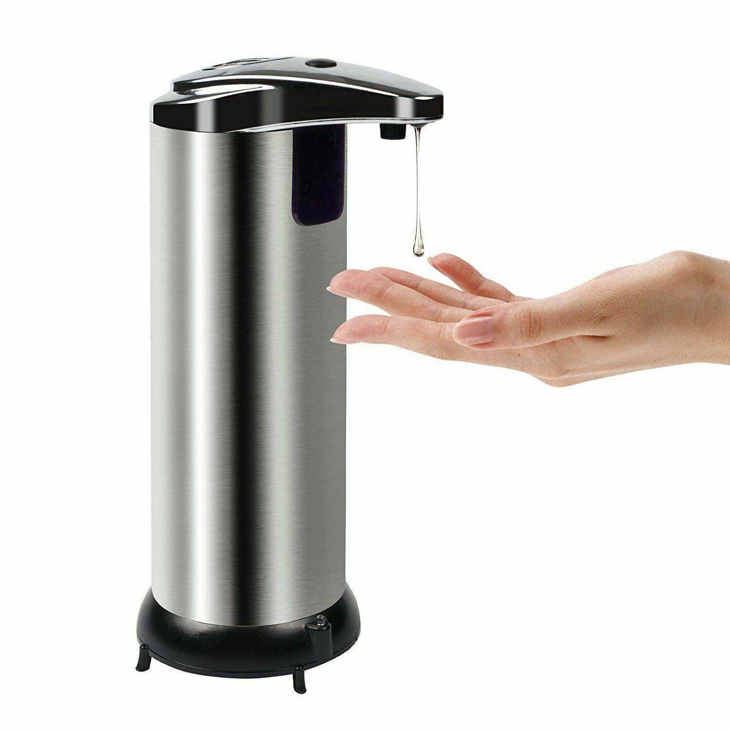 Touchless Handsfree Automatic Ir Sensor Soap Liquid Dispenser