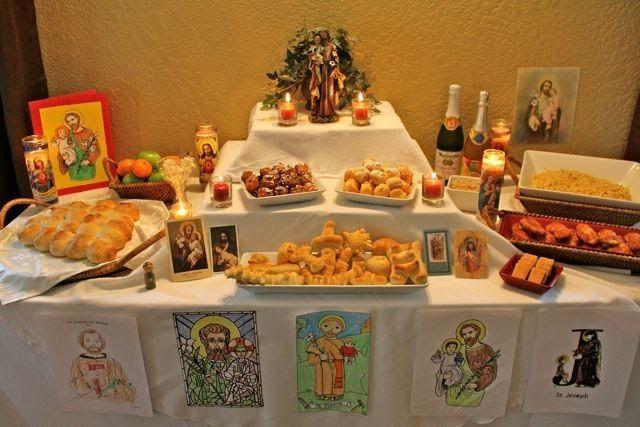 St joseph feast day