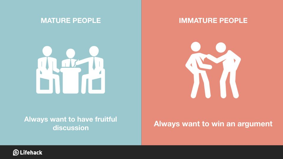 The Traits Of Emotionally Mature People