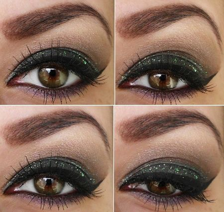 12 Easy Prom Makeup Ideas For Brown Eyes | Brown eyes ...