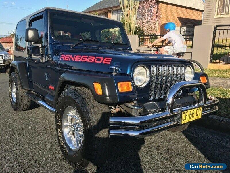 Car For Sale Tj 2005 Wrangler Jeep