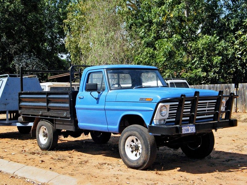F250 Highboy | 1974 FORD F250 HIGHBOY 4x4 for sale | Trade Unique ...