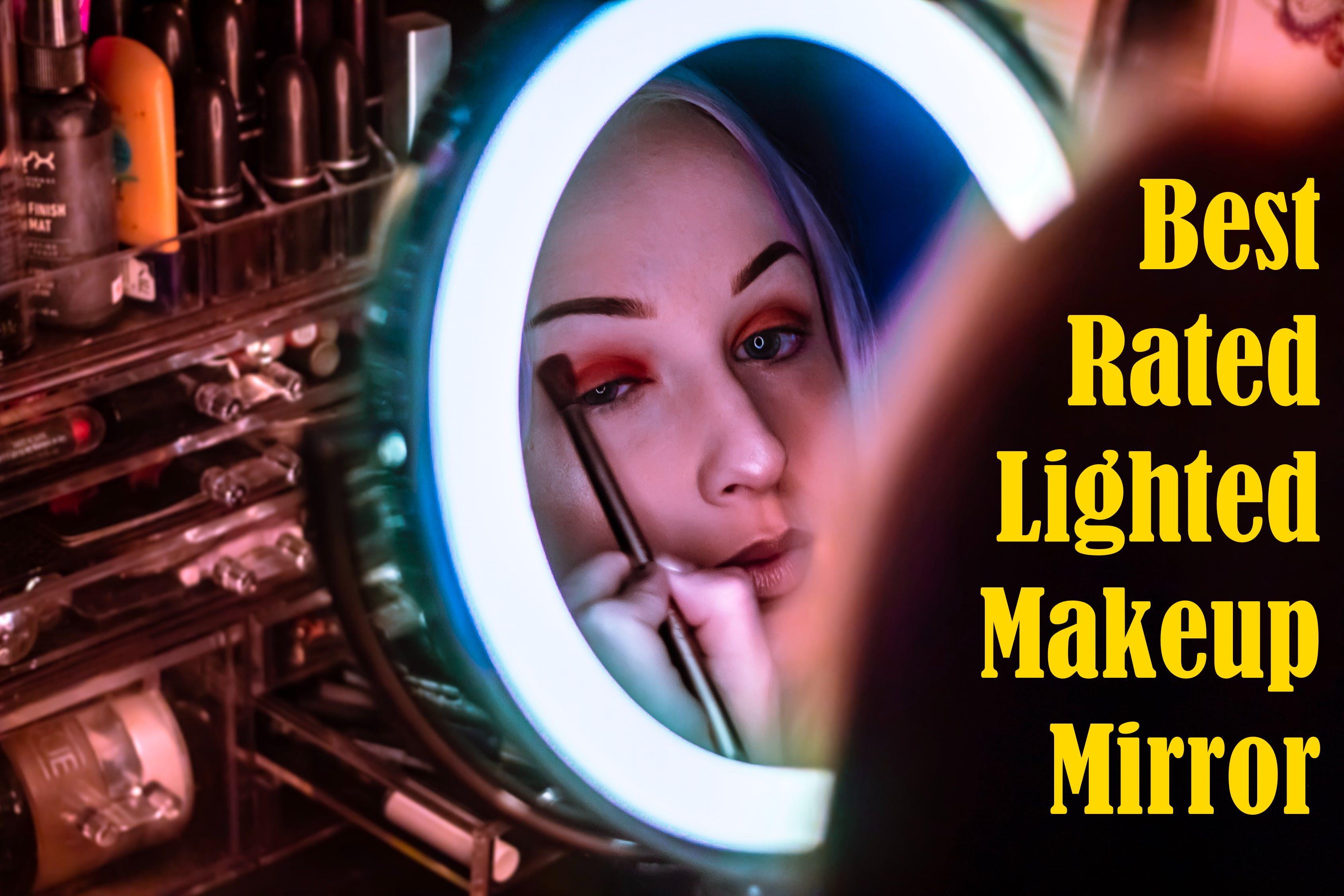 Vanity Magnification Mirror Reviews Magnification mirror