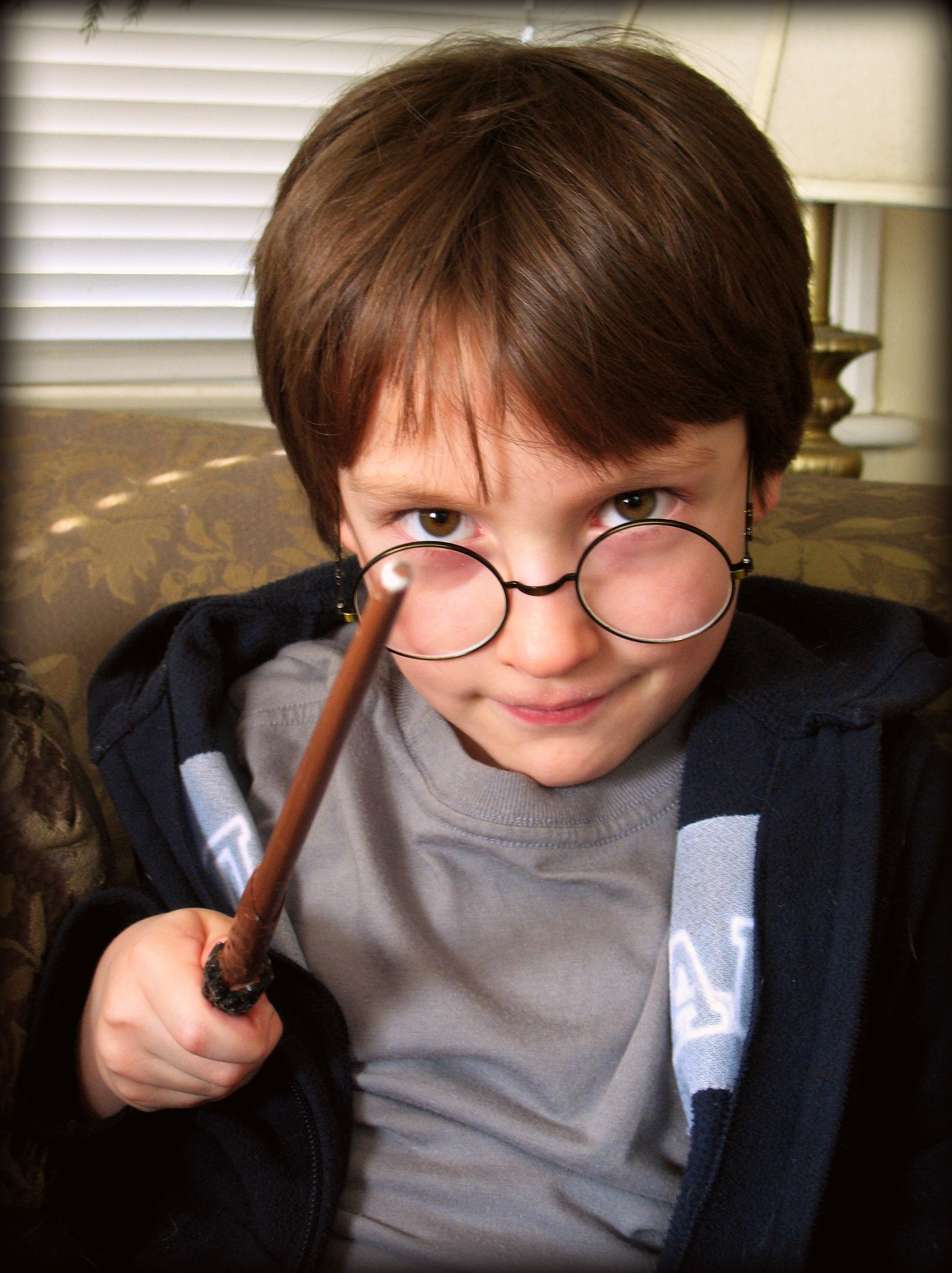 February 5th 2012w Harry Potter Haircut Photo A Day 2012