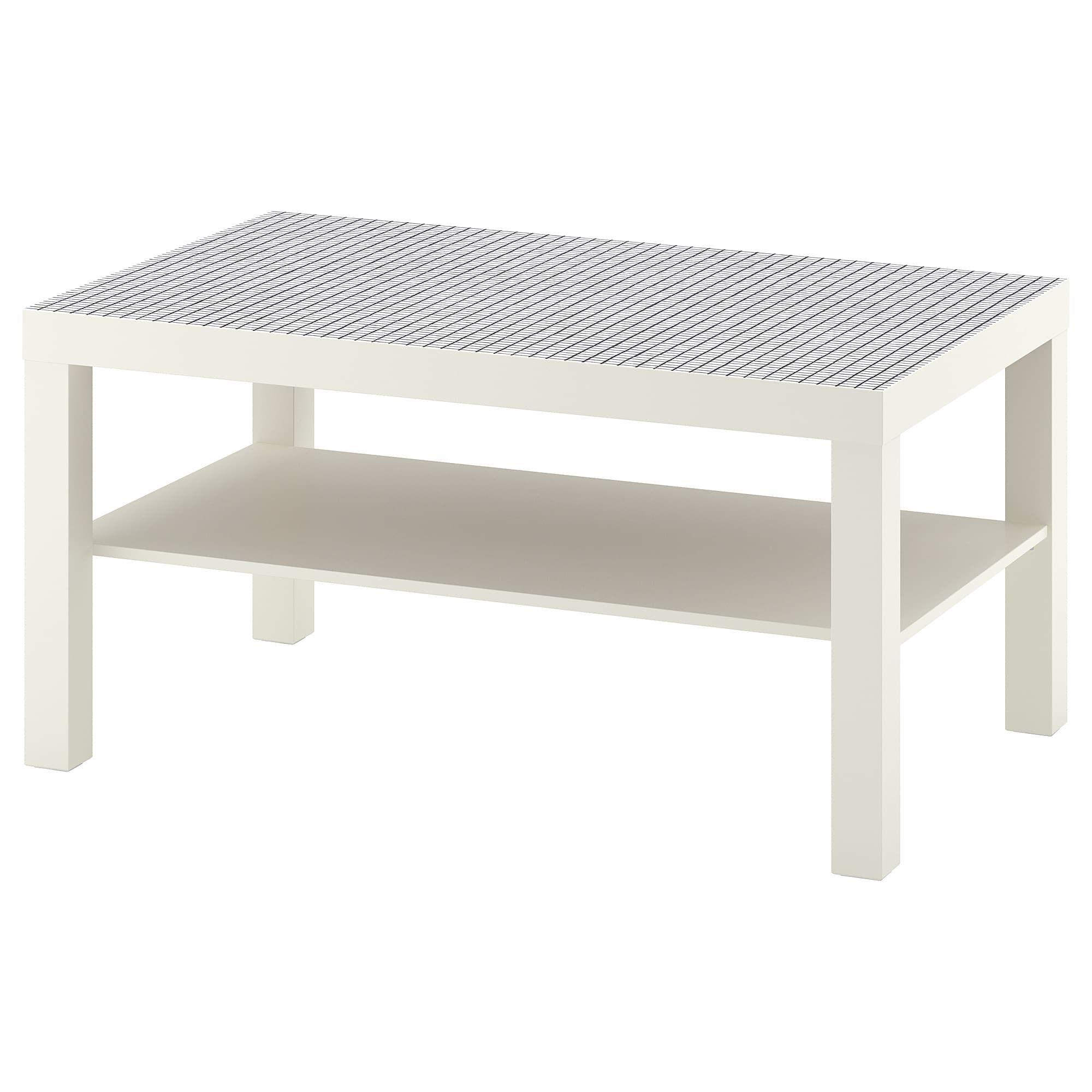 Lack Couchtisch Weiss Karos Wohnzimmertische Ikea Couchtisch