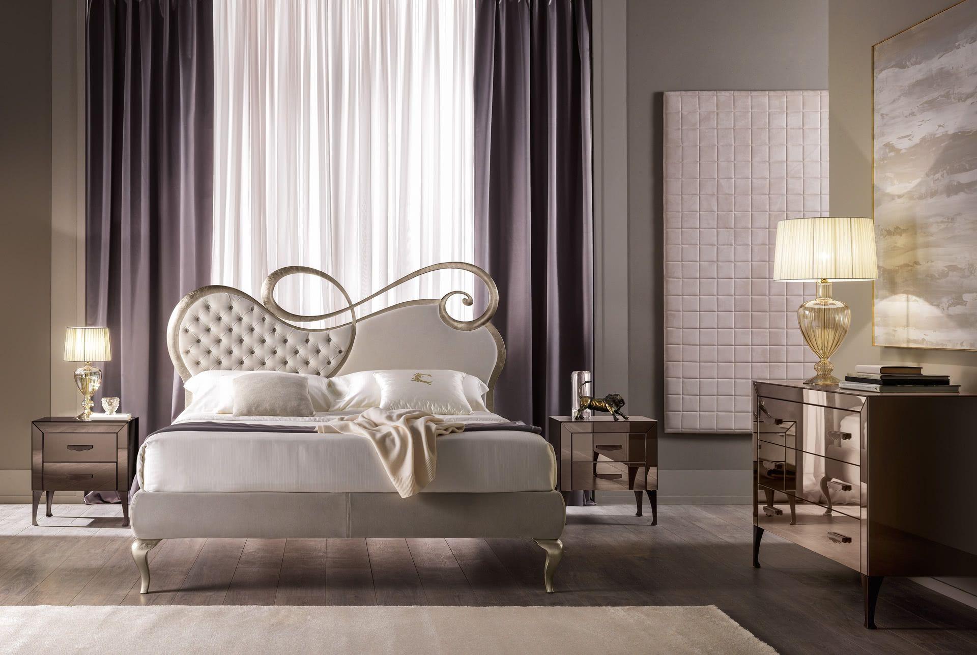 Cantori Camere Da Letto.Chopin Bed Cantori Furnishings Nel 2019 Stanza Da