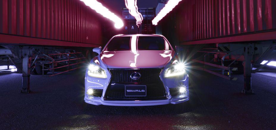 GALLERY LEXUS LS 460 600h F SPORT EXECUTIVE LINE Lexus