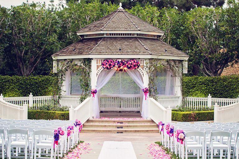 13 wedding Ceremony gazebo ideas