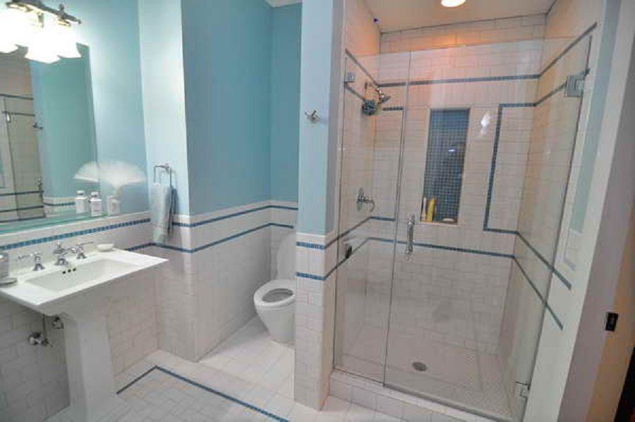 Bathroom Tile Design Idea With Napkin Holder ~   lanewstalk