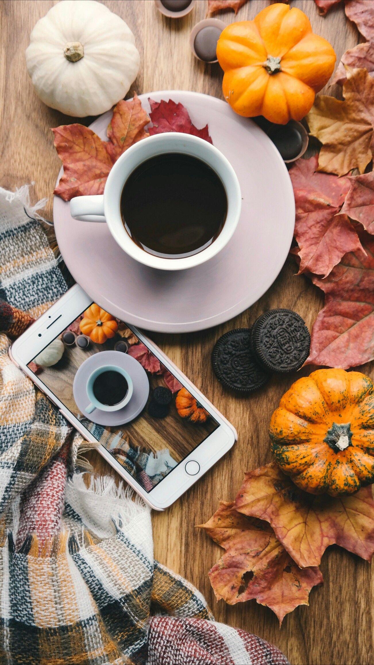 Кофе и осень красивые картинки, картинки анимация картинки