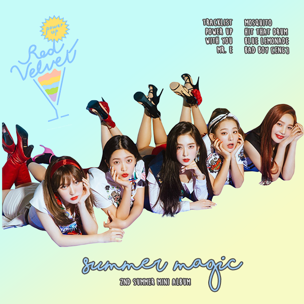 Red Velvet Summer Magic Joyxlight By Joyxlight Red Velvet Velvet Summer
