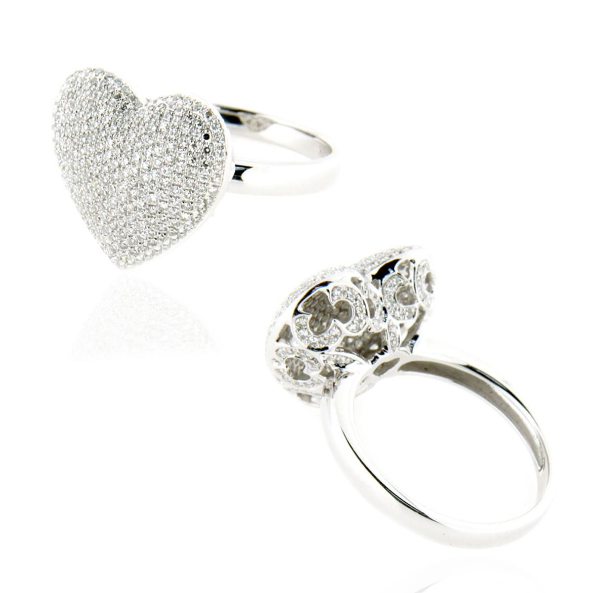 We've heard that no beauty shines brighter than a good heart.. but we're guessing that was said before Zayn Jewels Diamond Heart Ring!  Shop >http://bit.ly/2u9kRZm?utm_campaign=coschedule&utm_source=pinterest&utm_medium=Jewelstreet