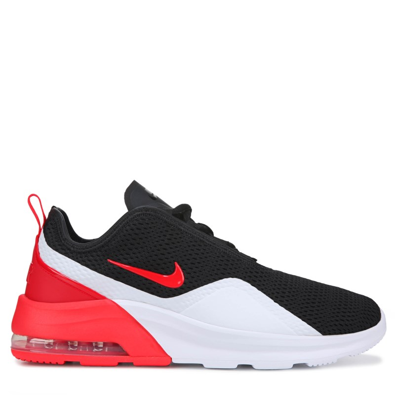 3e487d506e13 Nike Men s Air Max Motion 2 Sneakers (Black Red White) in 2019 ...