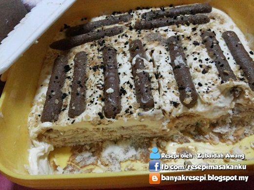 Resepi Tiramisu Cheesekut Leleh Rentetan Daripada Projek Memikat Hati Suami Malam Tadi Nih Nak Share La Cara Bua Cake Recipes Graham Cracker Crust Tiramisu