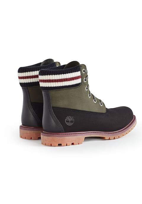 comprar el más nuevo más tarde Venta caliente genuino MARNI x Zalando TIMBERLAND 6 INCH PREMIUM - Lace-up boots - black& ...