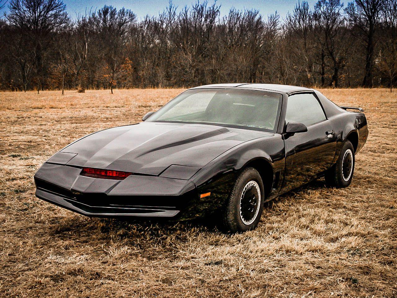 knight rider kitt 1982 pontiac trans am movie tv cars. Black Bedroom Furniture Sets. Home Design Ideas