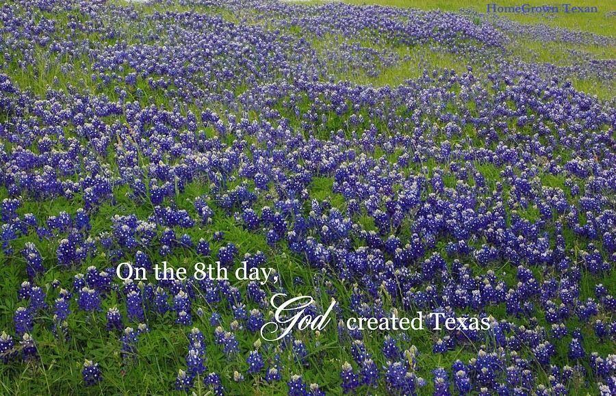 Texas from HomeGrown Texan FB