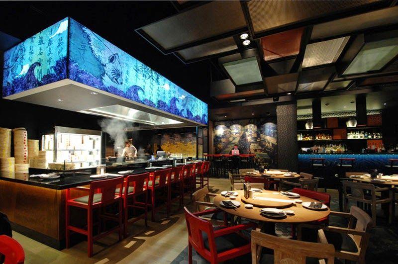 Mejores dise os de interiores de bares y restaurantes del for Los mejores disenos de interiores del mundo