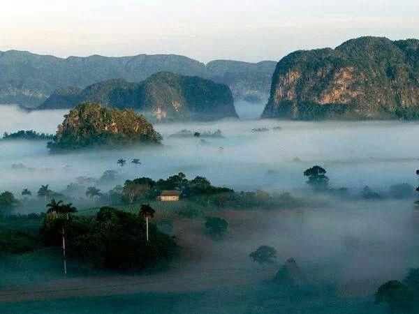 El  valle Viñales ,Pinar del Rio
