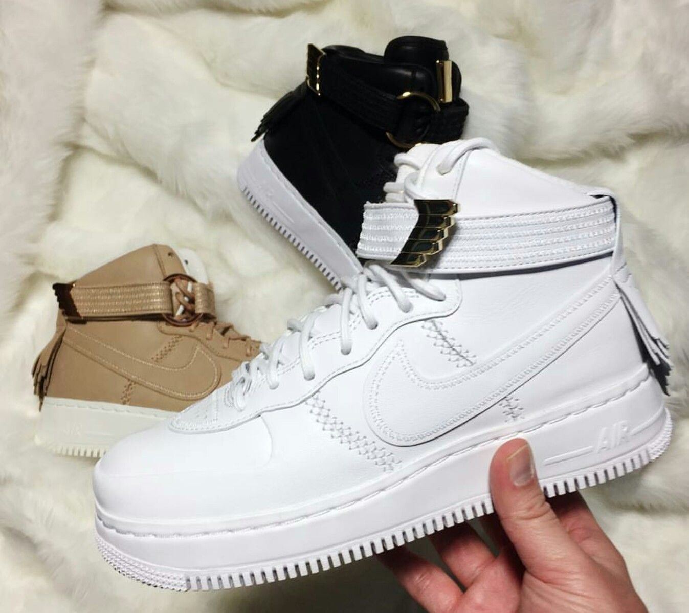 more photos eacea 0057e Air Force 1 High Sport Lux