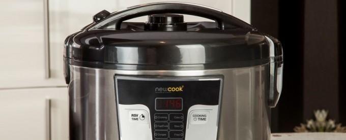 Offerte e sconti Robot da cucina programmabile NewCook Silver. Chef ...
