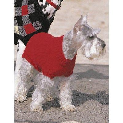 Easy Pets Sweater Knit Pattern Knitting Knook Pinterest Knit
