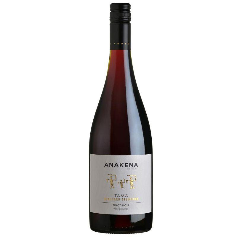 Anakena Tama Vineyard Selection Pinot Noir - Vinho Tinto - Produtor: Anakena - Região: Valle de Leyda