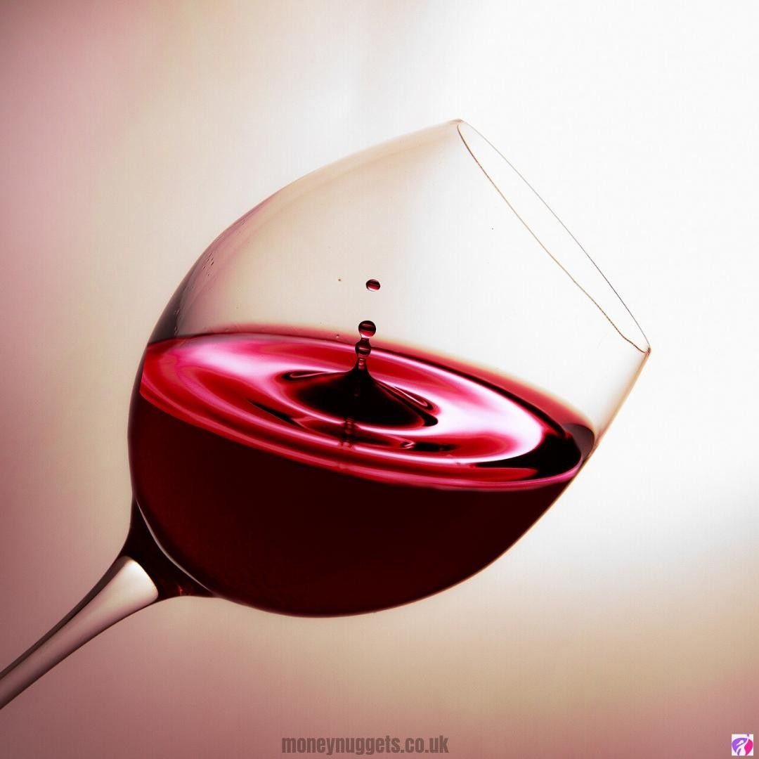 This Time Of The Year It Is Easy To Let Go Of The Purse Strings And Go Crazy Spending Money Don T Sacrifice All Your Hard Work F In 2020 Red Wine