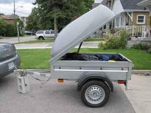 Small Trailers To Pull Behind Your Car Motorcycle Or Small Car Pull Behind Trailer 1000 Toronto For Sale Small Cars Pull Behind Trailer Sell Motorcycle